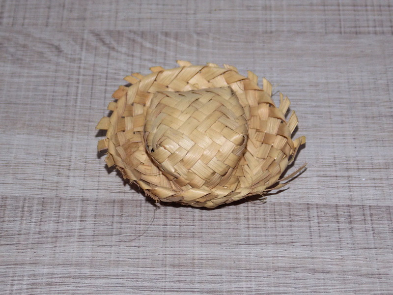 Mini Chapéu de Palha   Festa Junina no Elo7  ba1bb8737ba