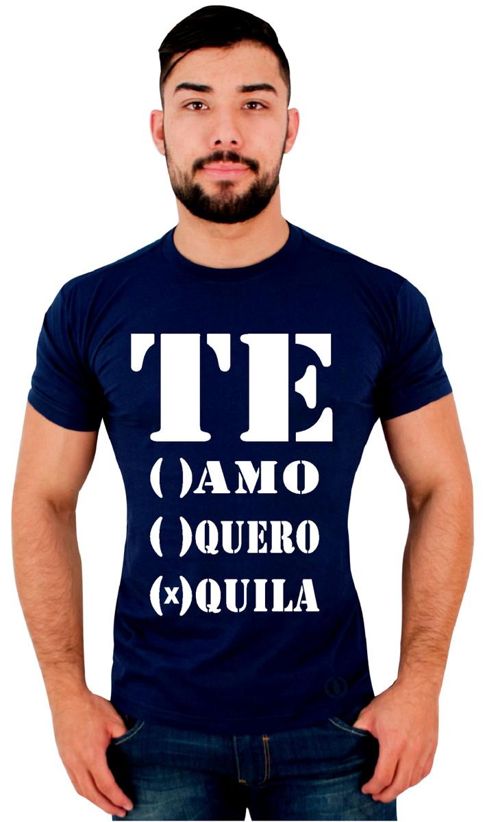 Camiseta Tequila no Elo7  328ecc403f532
