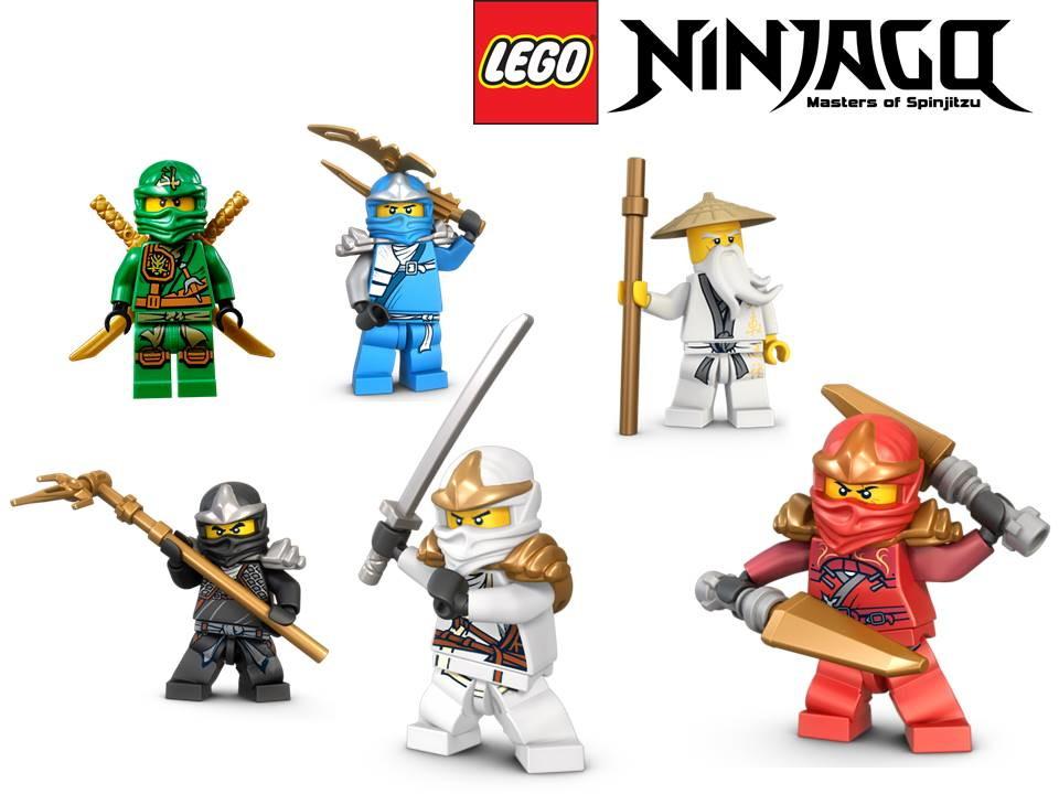 Aplique Para Tubete Lego Ninjago No Elo7 Atelie Pink E Blue 9c7652
