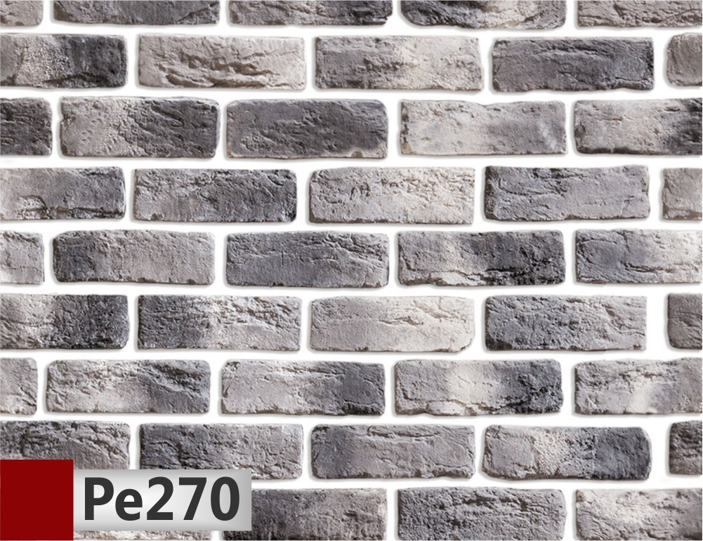 b0fb8233b Adesivo Papel de Parede - Tijolo Cinza no Elo7