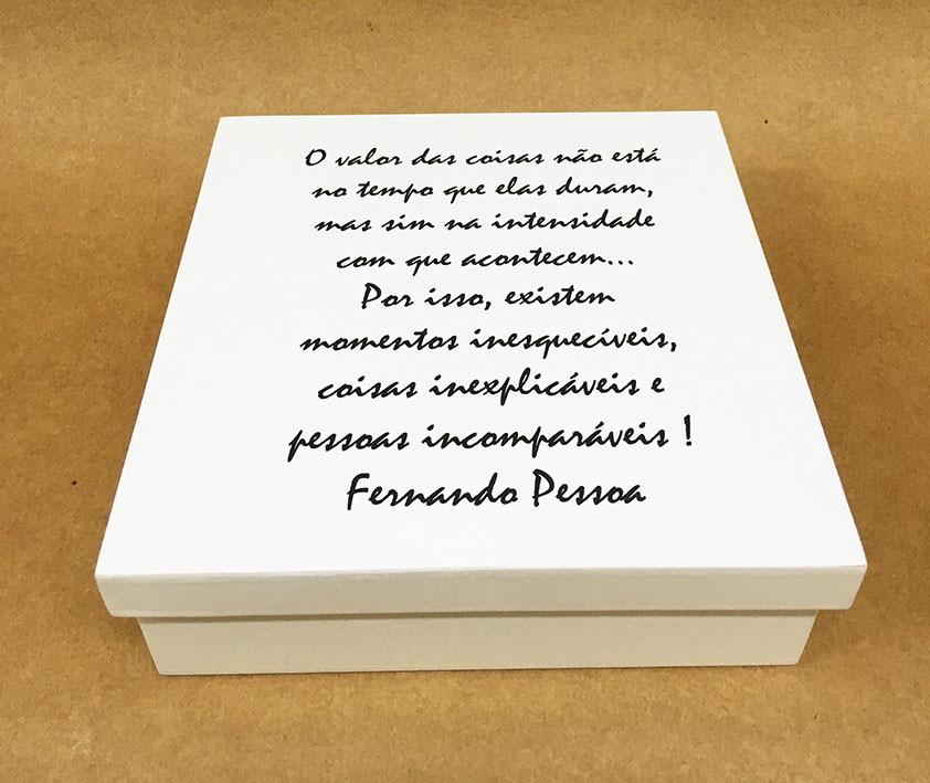 Caixa Branca Mdf Frase Amizade No Elo7 Nossogarimpo 9c8d56