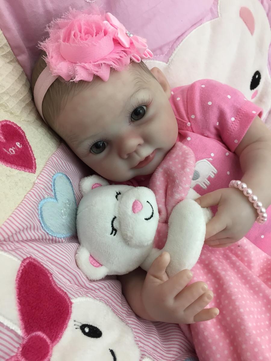 Bebê reborn Melissa no Elo7  916636deba8