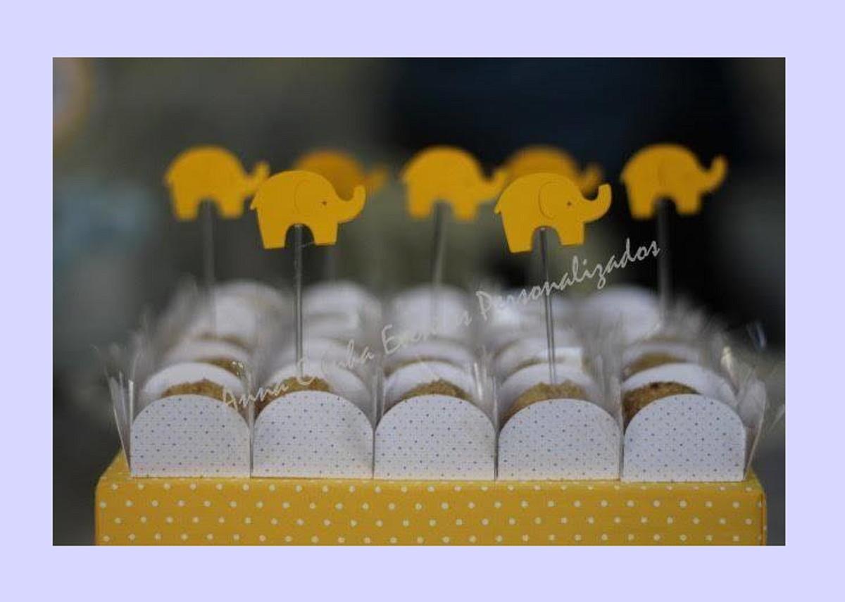 Resultado de imagem para docinhos elefantinho