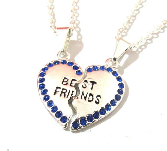 c900fe9b81ec5 Colar Best Friends no Elo7   La Diva (9CC6B6)