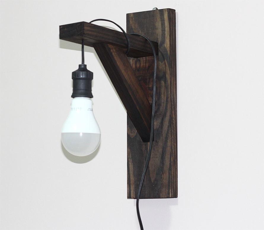 Luminária de Parede Arandela no Elo7 Gato Tomze (9CEB34)