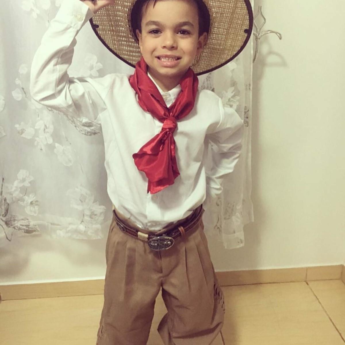 36050222db38a Roupa de Gaúcho infantil no Elo7