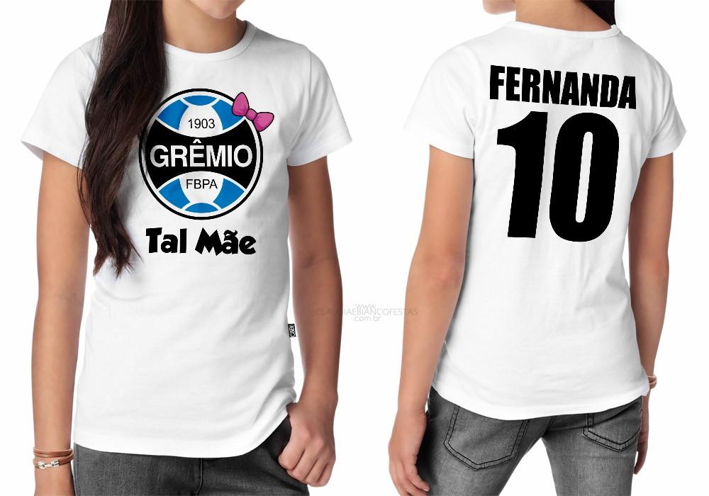 Camisa Grêmio Tal Mãe no Elo7  67a92f8556a2d