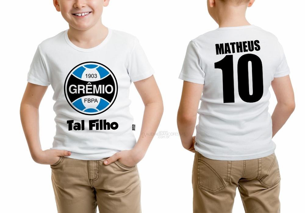 Camisa Grêmio Tal Filho no Elo7  f041ce5fd5d7d