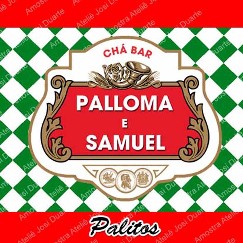 4e35b6ff74762 Adesivo paliteiro saleiro Stella Artois no Elo7   Loja Criativa ...