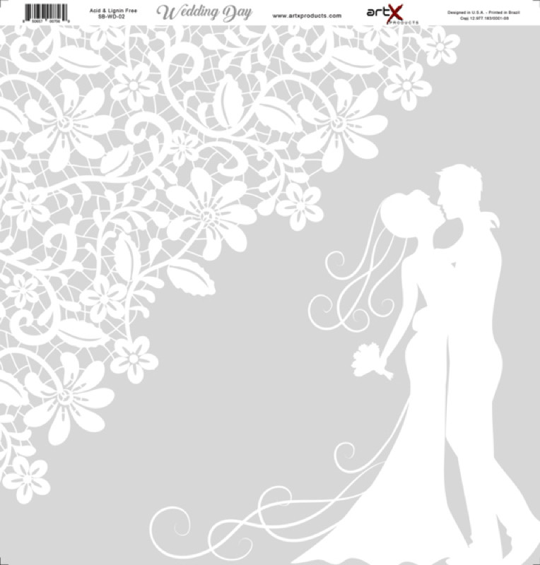 Papel scrapbook wedding day 10 fl wd 02 no elo7 smartshop brasil zoom papel scrapbook wedding day 10 fl wd 02 junglespirit Images