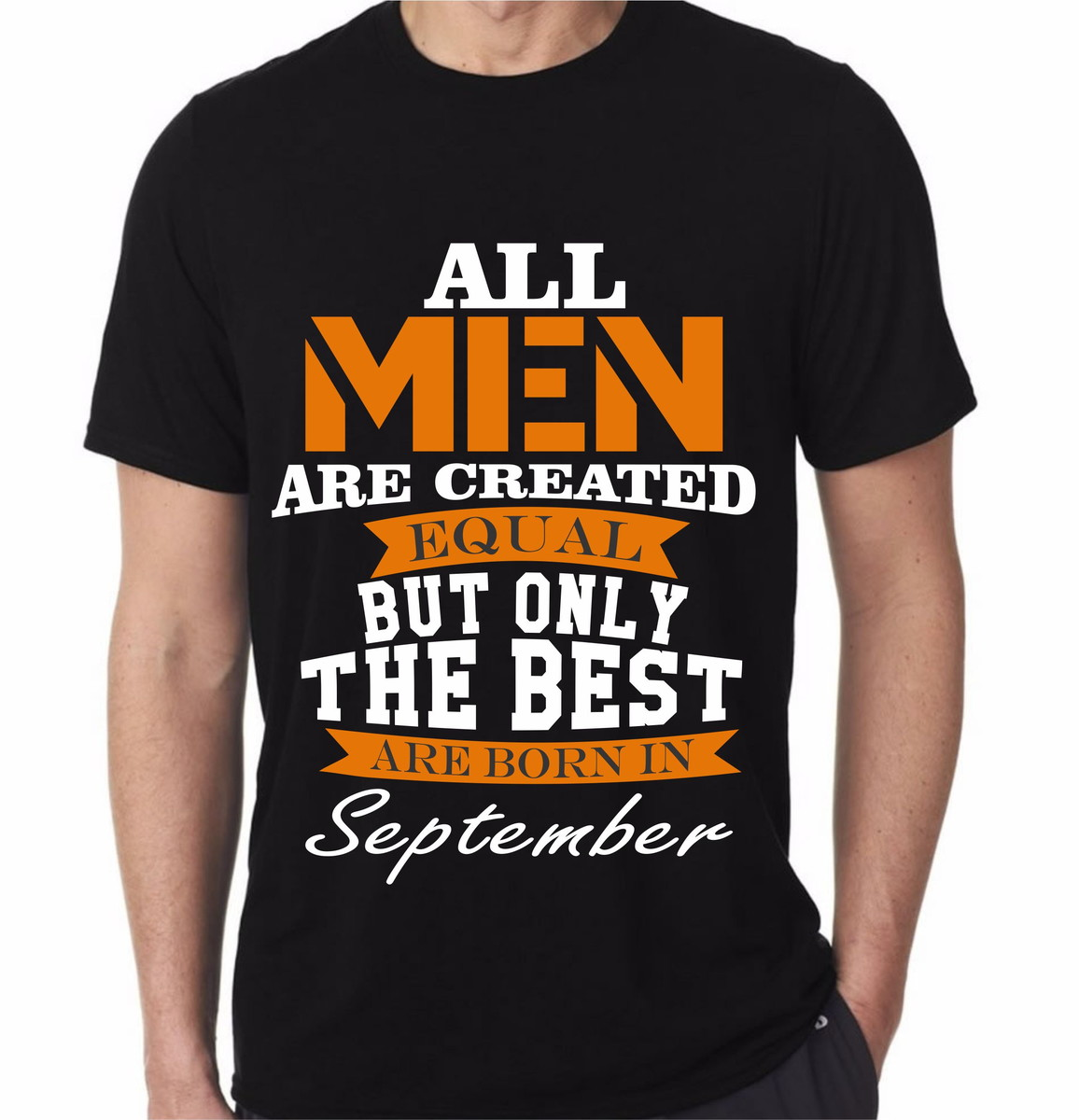 Camiseta Homens Nascidos Em Setembro No Elo7 Sm Camisetas 9e757b