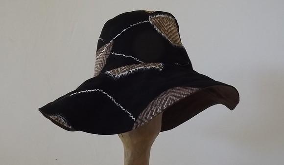 chapéu dupla-face anos setenta no Elo7  37248a22619