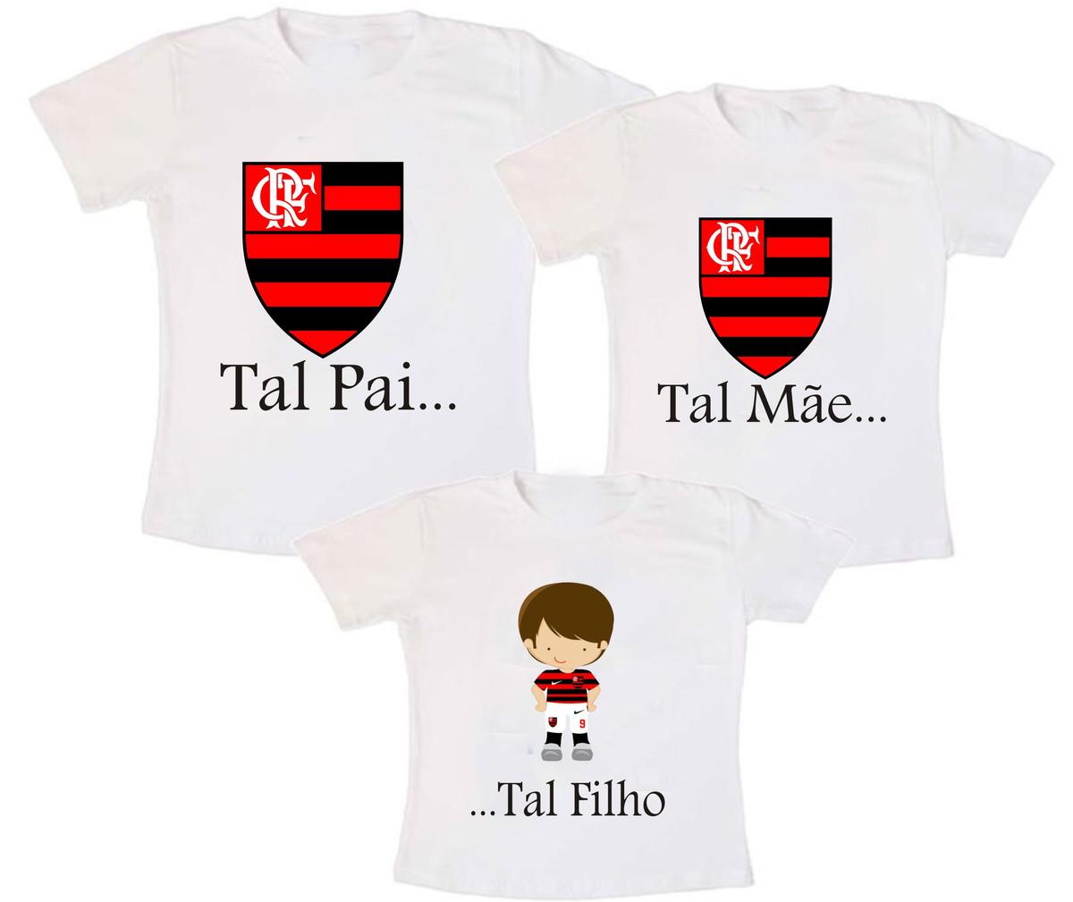 caff0e72b0 Camisetas Aniversário Flamengo C 03 no Elo7