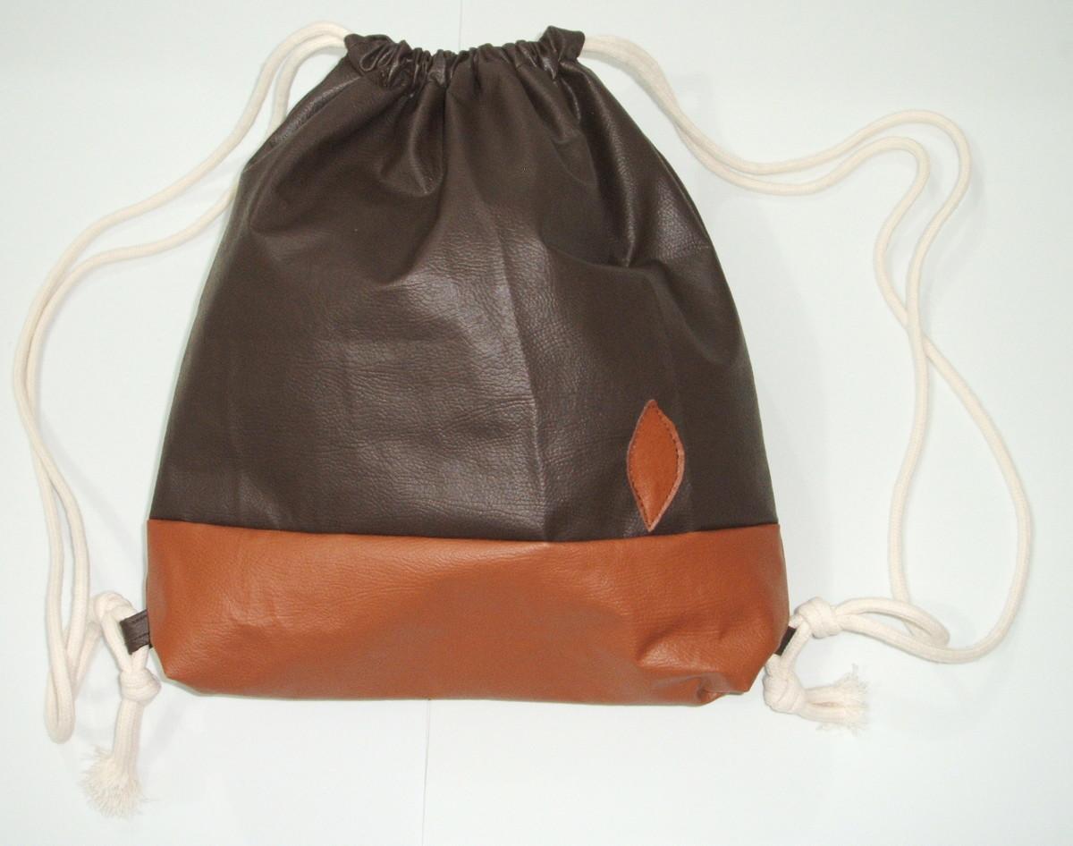 d4be01d7e Mochila feminina fashion All Brown no Elo7 | Dondoca FuLô ...