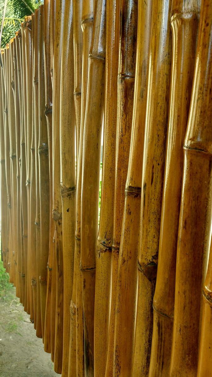 Artesanato Com Cd Velho ~ Esteira bambu cerca bambu painel bambu no Elo7 AmBel Artesanato (7B5764)