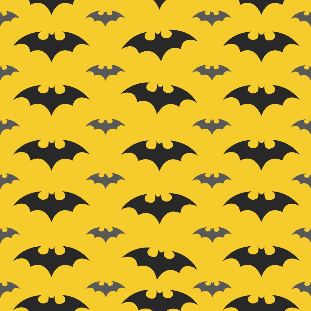 Aparador Para Sala De Estar Com Vidro ~ Papel de Parede Batman Decoracao Qcola Elo7