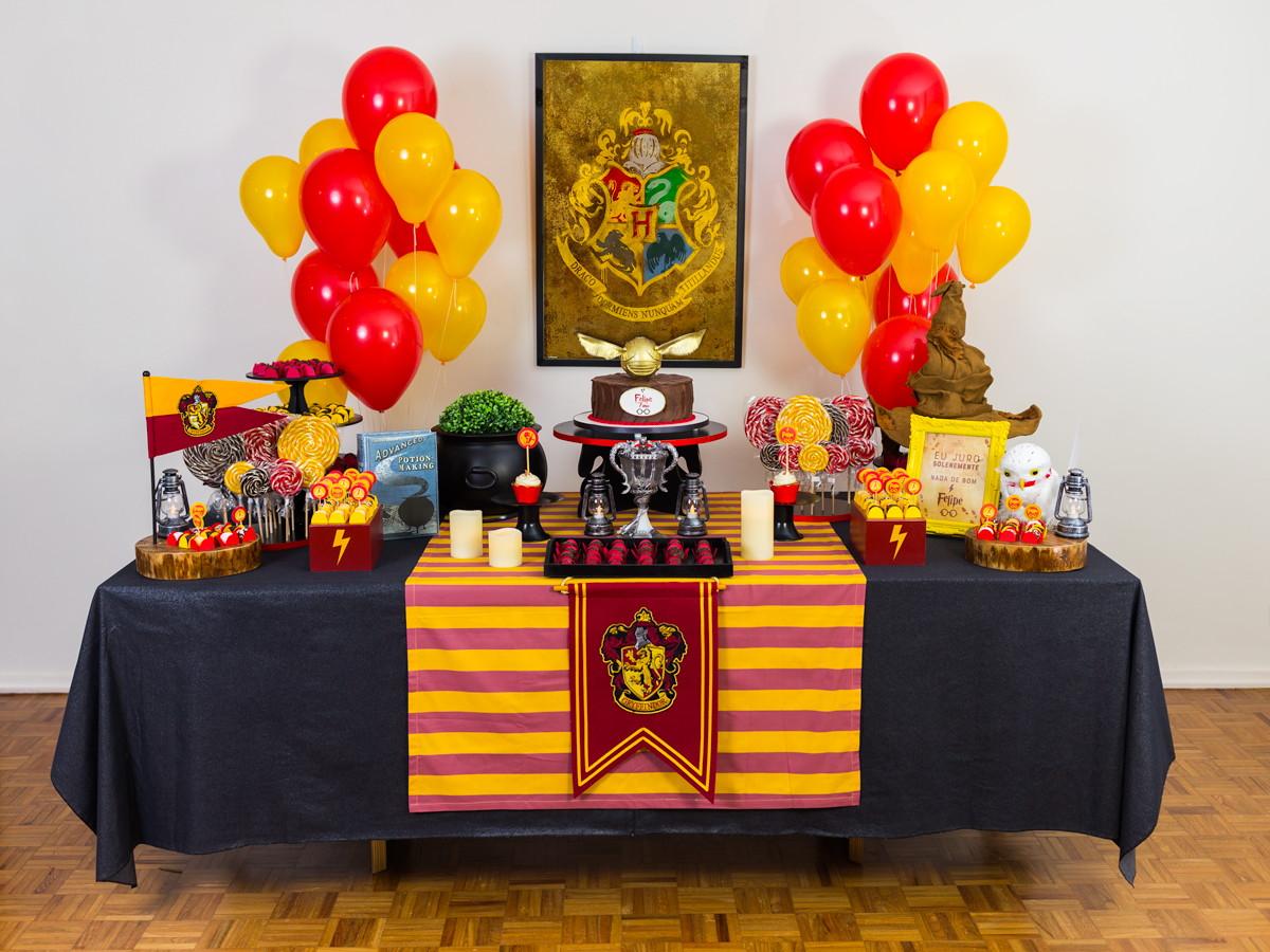 Artesanato Com Papel Origami Passo A Passo ~ Aluguel Decoraç u00e3o de Festa Harry Potter Festeirice Elo7