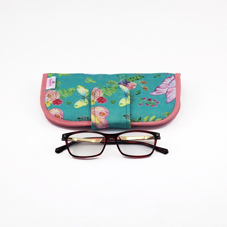 Porta Óculos no Elo7   Lucyarte (A0E623) 486b1bf456