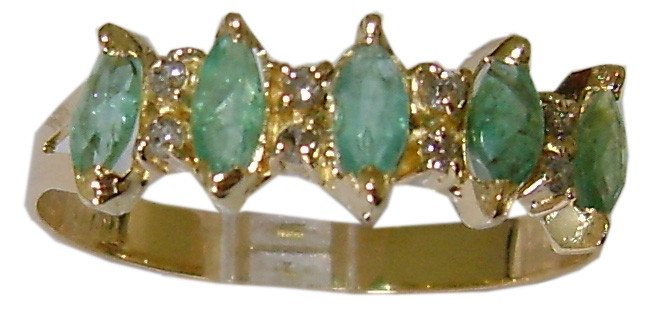 b6103d0e83d4b Anel de Ouro 18 k com Diamantes e pedras no Elo7   DSR Jóias (A0EBBB)