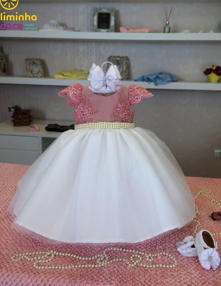 9f3cdd7e0 Vestido de Formatura Maternal - Infantil no Elo7
