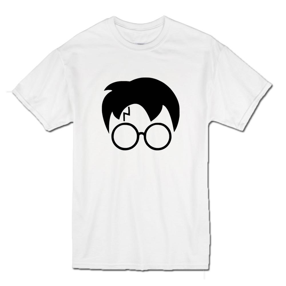 Camiseta Adulto Harry Potter Óculos no Elo7   Espaço QK (A1B5F1) 5733104031
