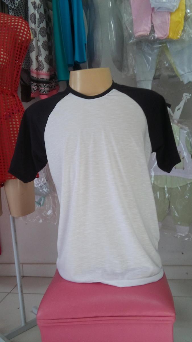 bb59be9fc4683 Camisa Raglan para sublimação no Elo7   Ademir de Almeida Leite (A2E82E)