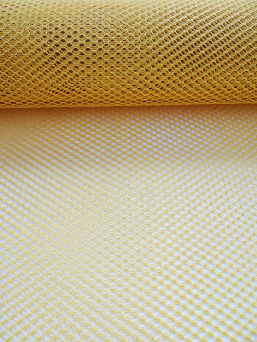Telinha tipo volley amarelo no Elo7  47c864759f7