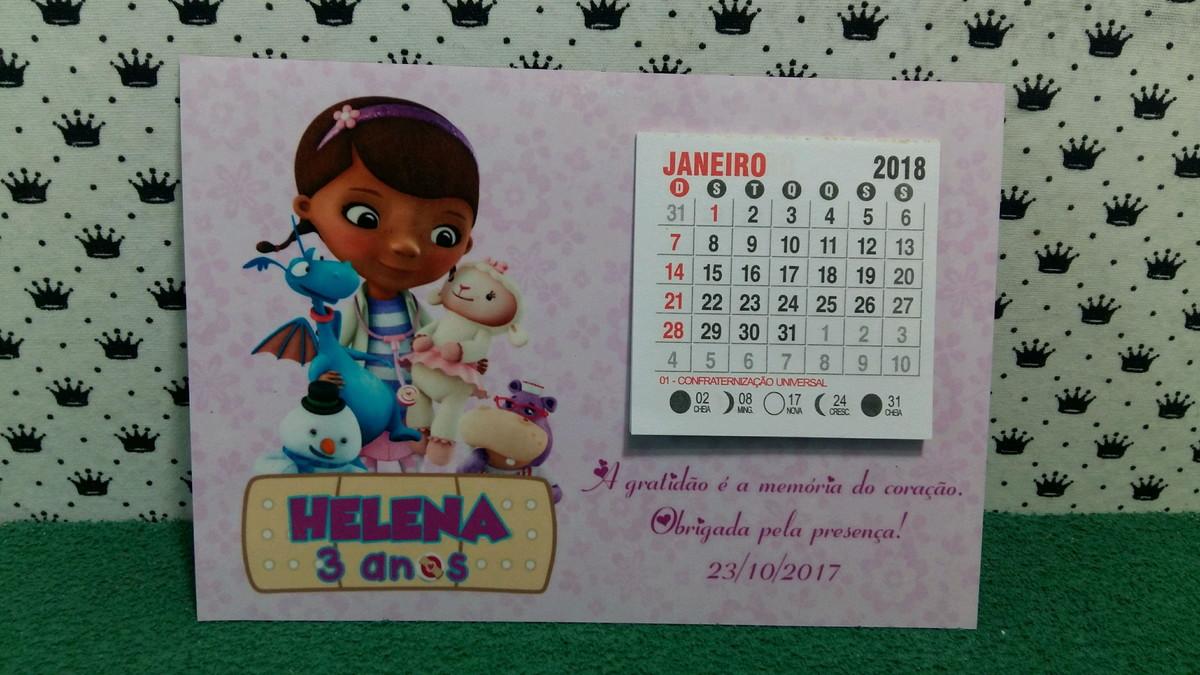 doutora brinquedos calendário no Elo7  34ed286a66b45