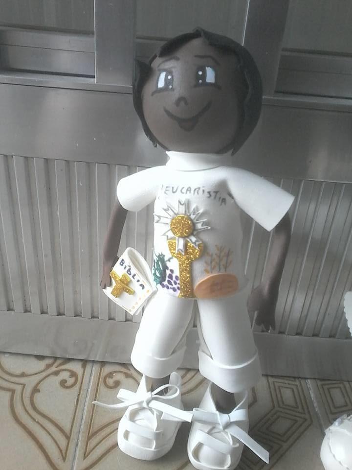 Bonecos em EVA - Religiosos no Elo7   Shop Charme - Moda baby, kids ... c4fc1fc893
