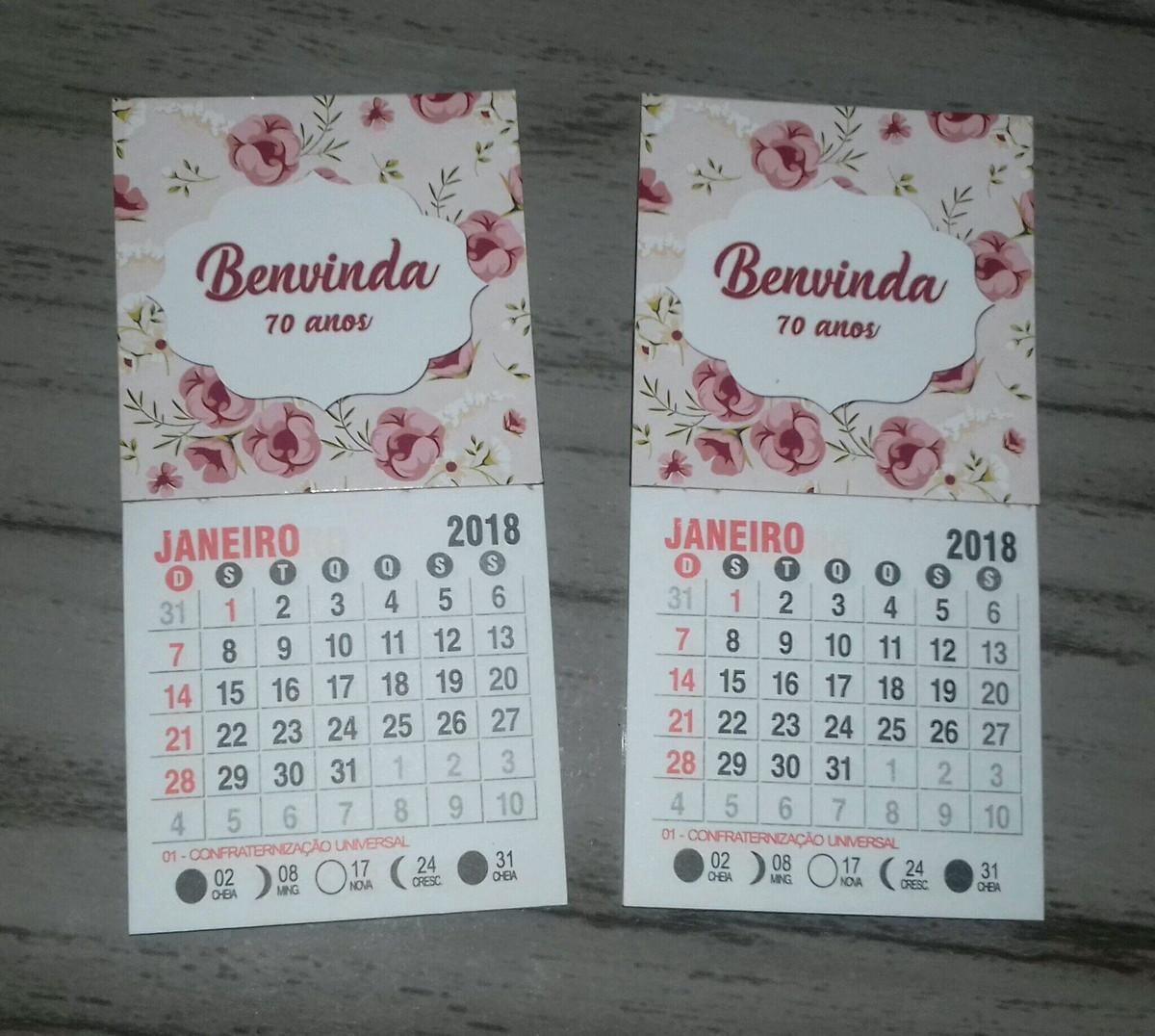 Mini Calendario.Mini Calendario Flores