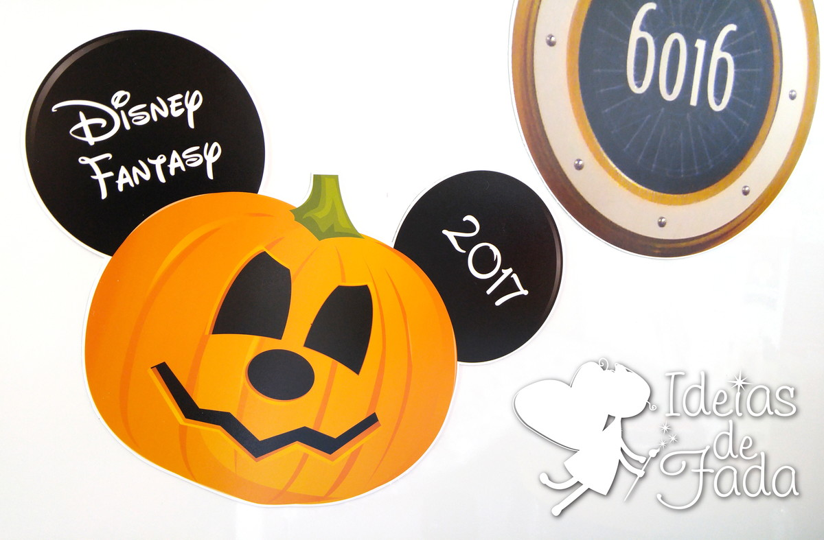 462717e3db Cabeça Mickey Abóbora Disney Dream no Elo7