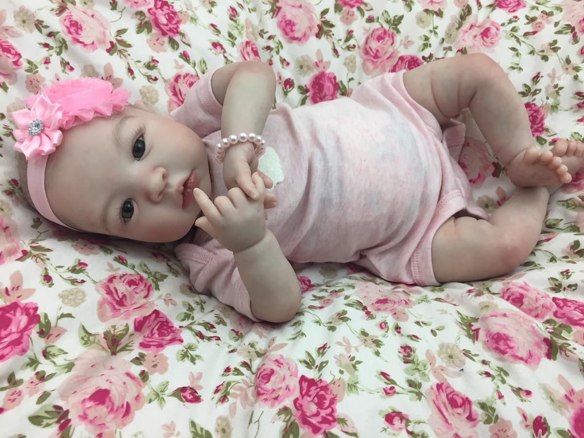 Bebê reborn Isadora no Elo7  bdaa7aa0b96