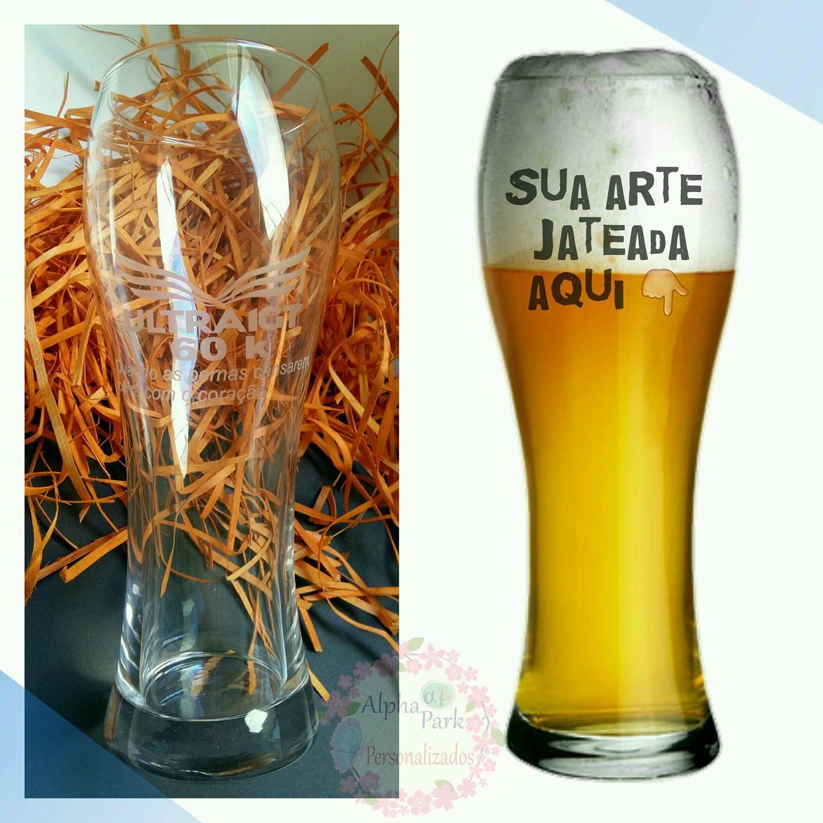 d69534a11 Copo de Cerveja Weiss Personalizado no Elo7 | Alpha Park ...