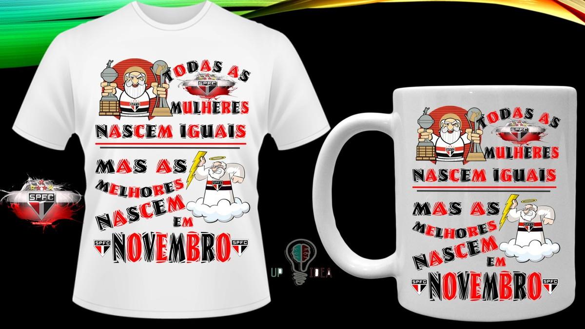 kit camiseta + caneca lendas nascem em novembro  048 no Elo7 ... ddf0bbbc735b4