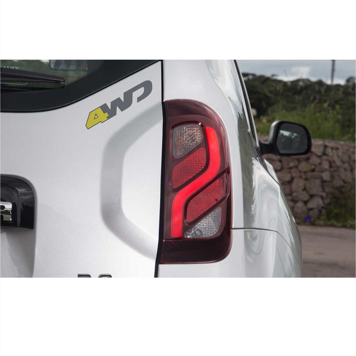 9fbdc6d8df Adesivo 4wd Renault Duster Techroad Ii no Elo7