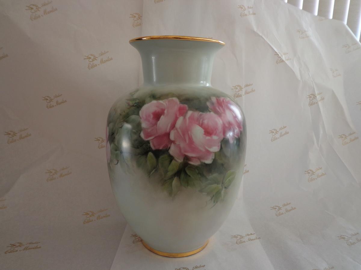 Vaso grande atelier c lia marilsa elo7 for Vaso grande