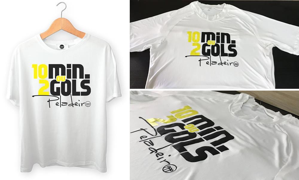 10f5b17457ca1 Camiseta de Poliamida no Elo7