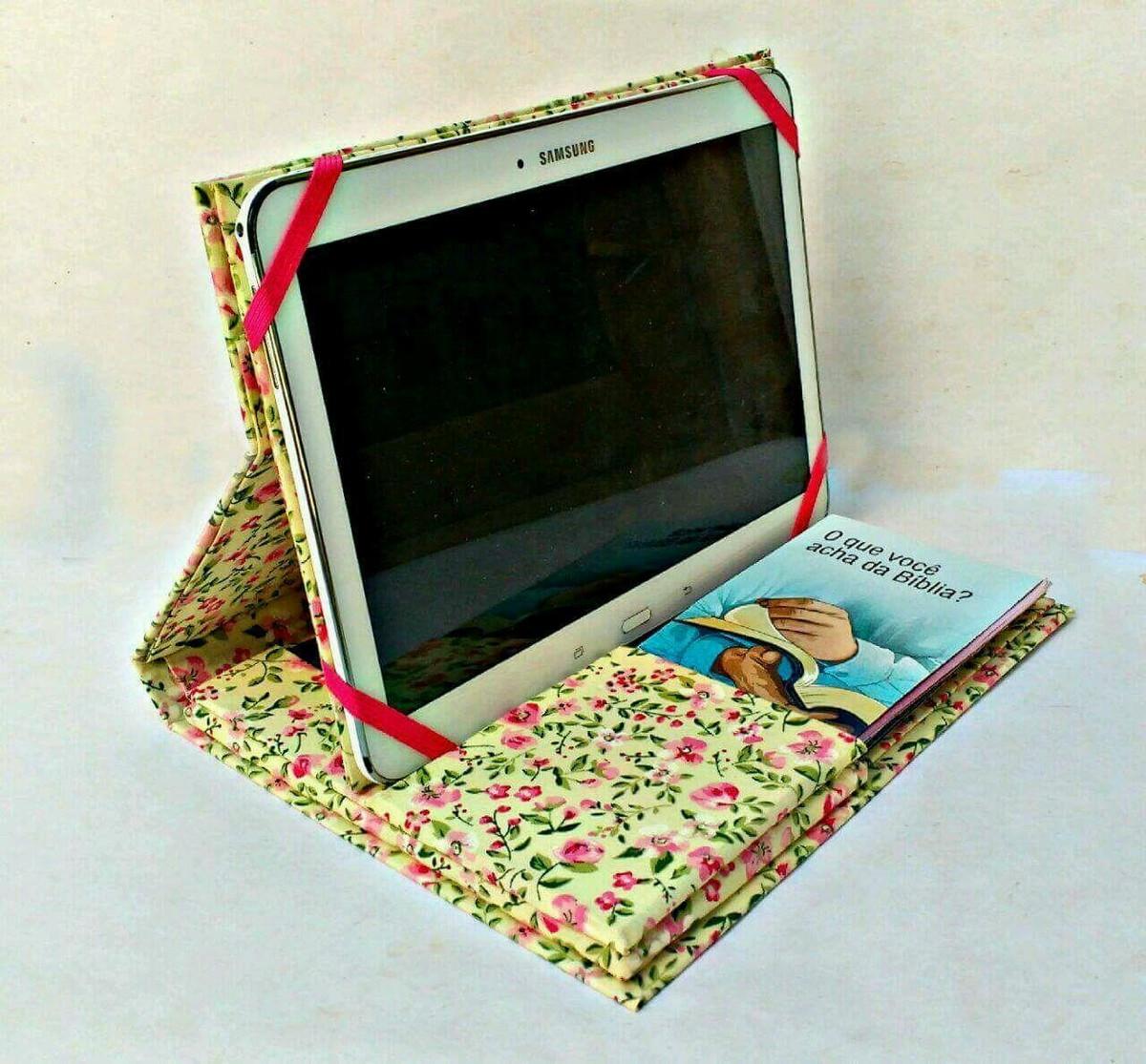 Capa pra tablet em cartonagem no Elo7   Laço de fita - Cartonagem ... ef8f7a7b1e
