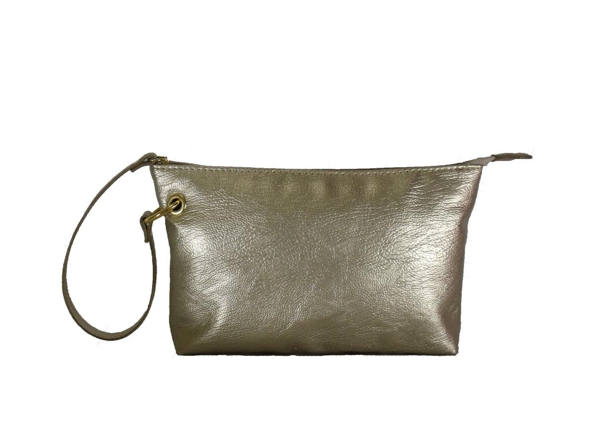 d16572e78e Bolsa Mão Dourada no Elo7