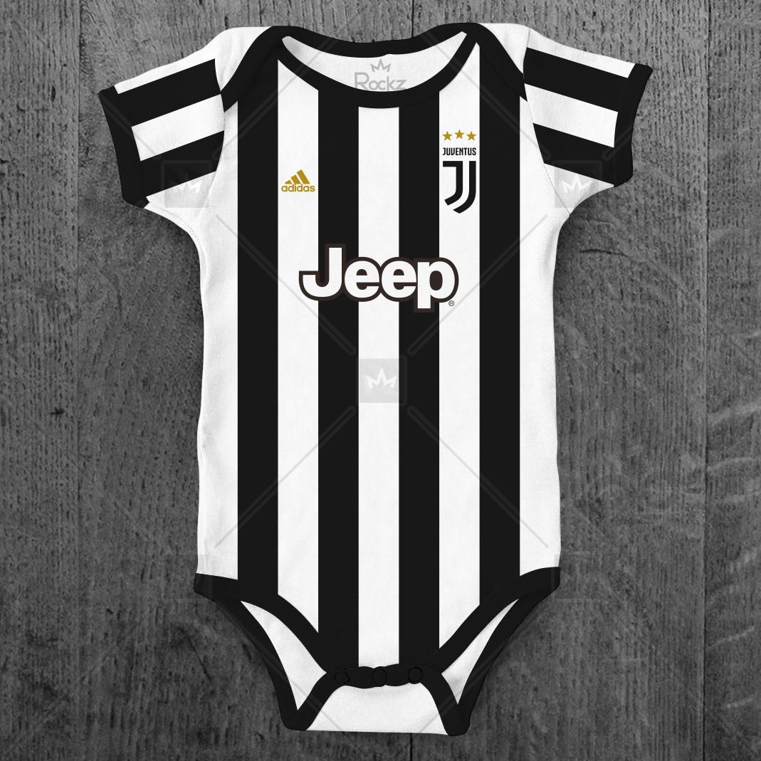 ca59c3dee1 Body Juventus de Turim Itália - com nome personalizado no Elo7 ...