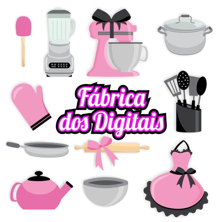 Elementos Cha De Cozinha Png