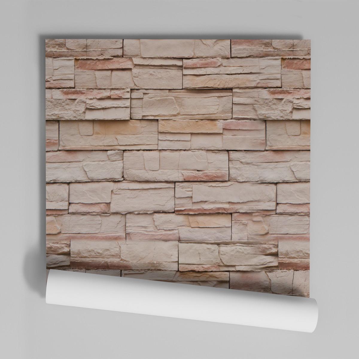 924183fd0d35 Zoom · Papel De Parede Adesivo Pedras Canjiquinha 1