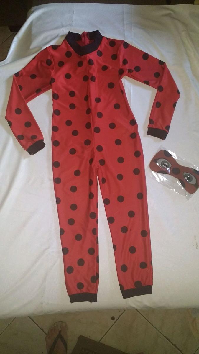 c9668d90c5177c Macacão Miraculous Ladybug