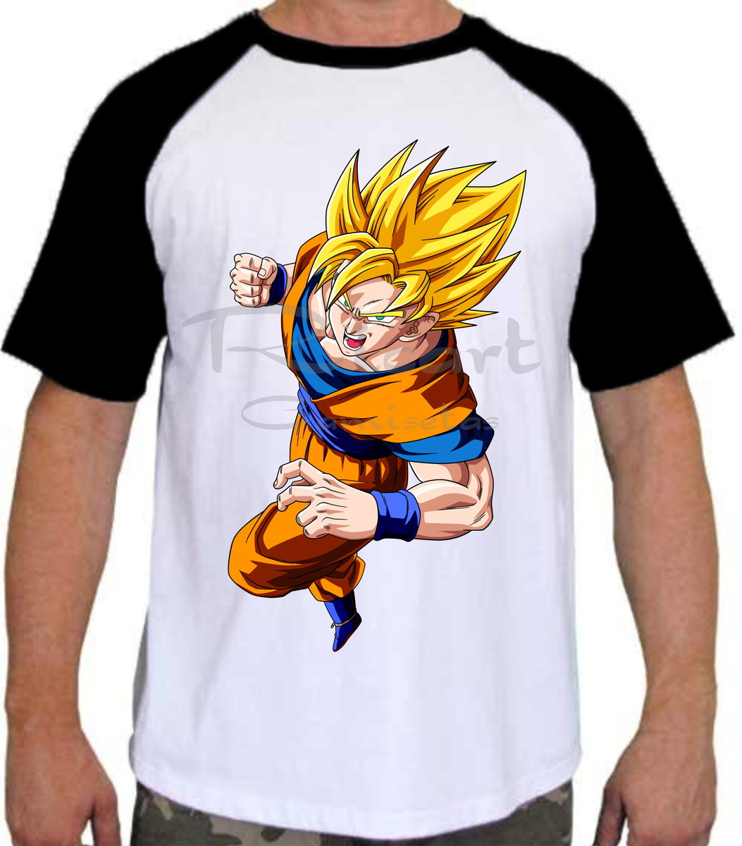 comprar camisetas dragon ball z