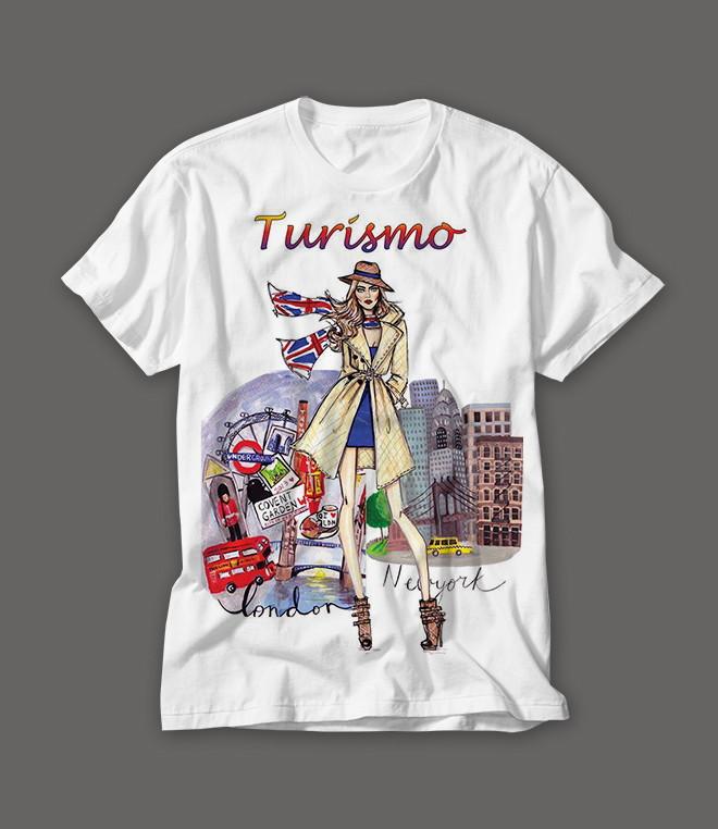 036aa82001aa Camisetas Personalizada Profissão Turismo! no Elo7 | De tudo um ...