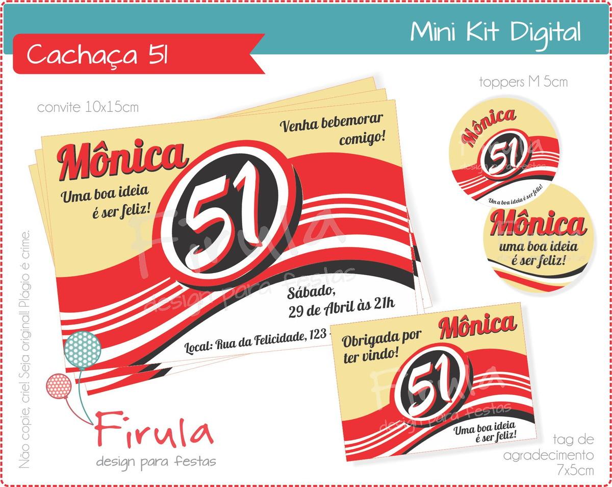 Mini Kit Digital Cachaca Boteco No Elo7 Firula Festas A9d386