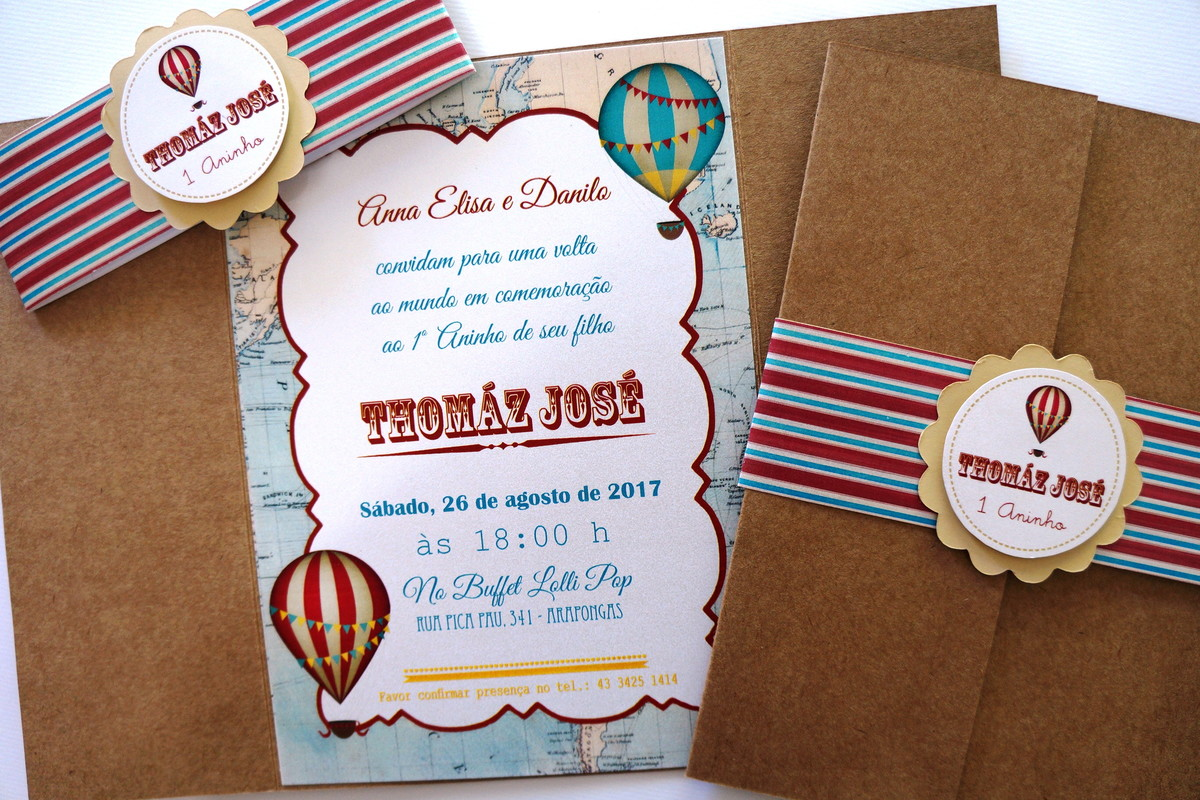71e0a4d24916cf Convite Festa brinquedos vintage no Elo7 | Sorella Kids (7DC717)