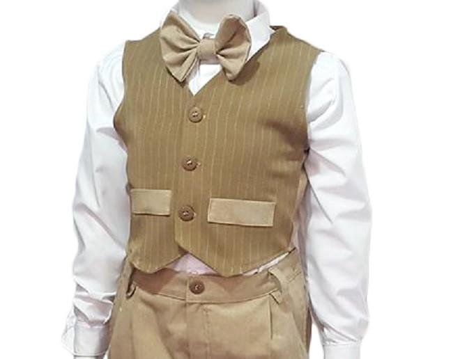 d10f8f3ee Colete Social Infantil Masculino no Elo7 | Boutique Chique (AA0973)