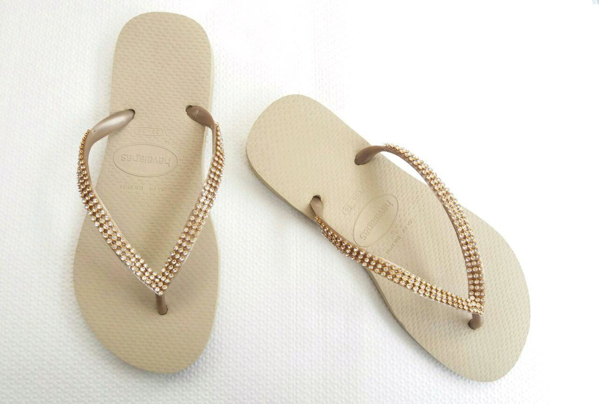 check out quite nice in stock HAVAIANAS SLIM STRASS