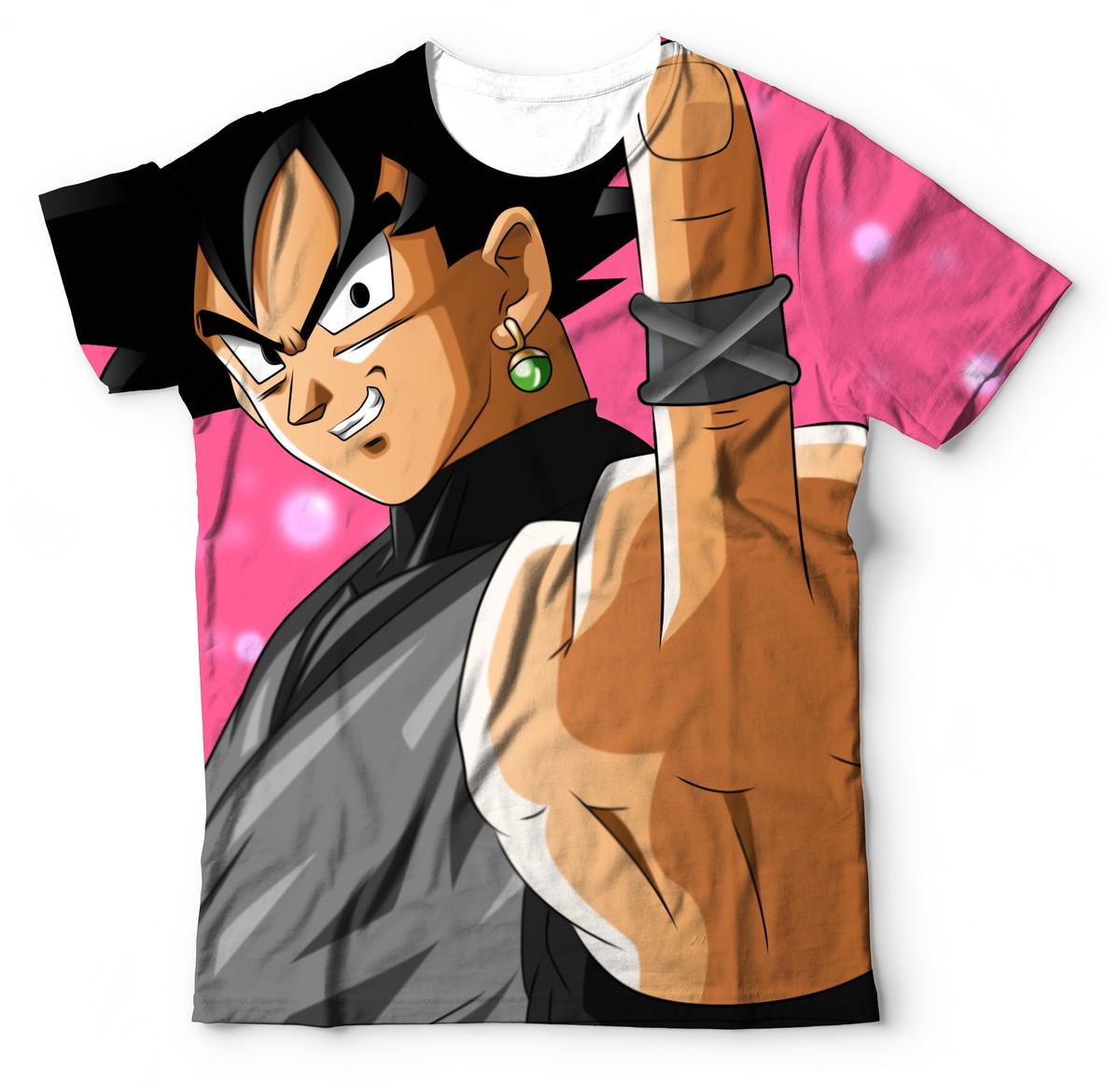 comprar camisetas dragon ball z